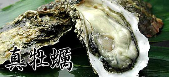 瀬戸内産 真牡蠣
